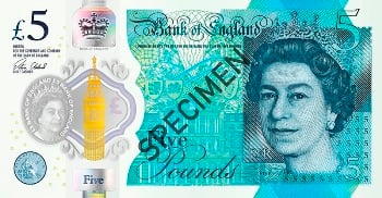 Английский фунт фото купюр альбом для денег марок